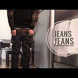 Sagging Nudie Jeans (Tube Tom) - YouTube