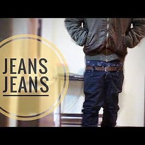 Sagging Nudie Jeans (Steady Eddie) - YouTube